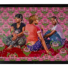 Kehinde Wiley at the STL Art Museum