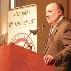 MLK III joins SLU celebration of MLK
