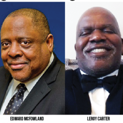Moore facing 3 challengers in the 4th Ward