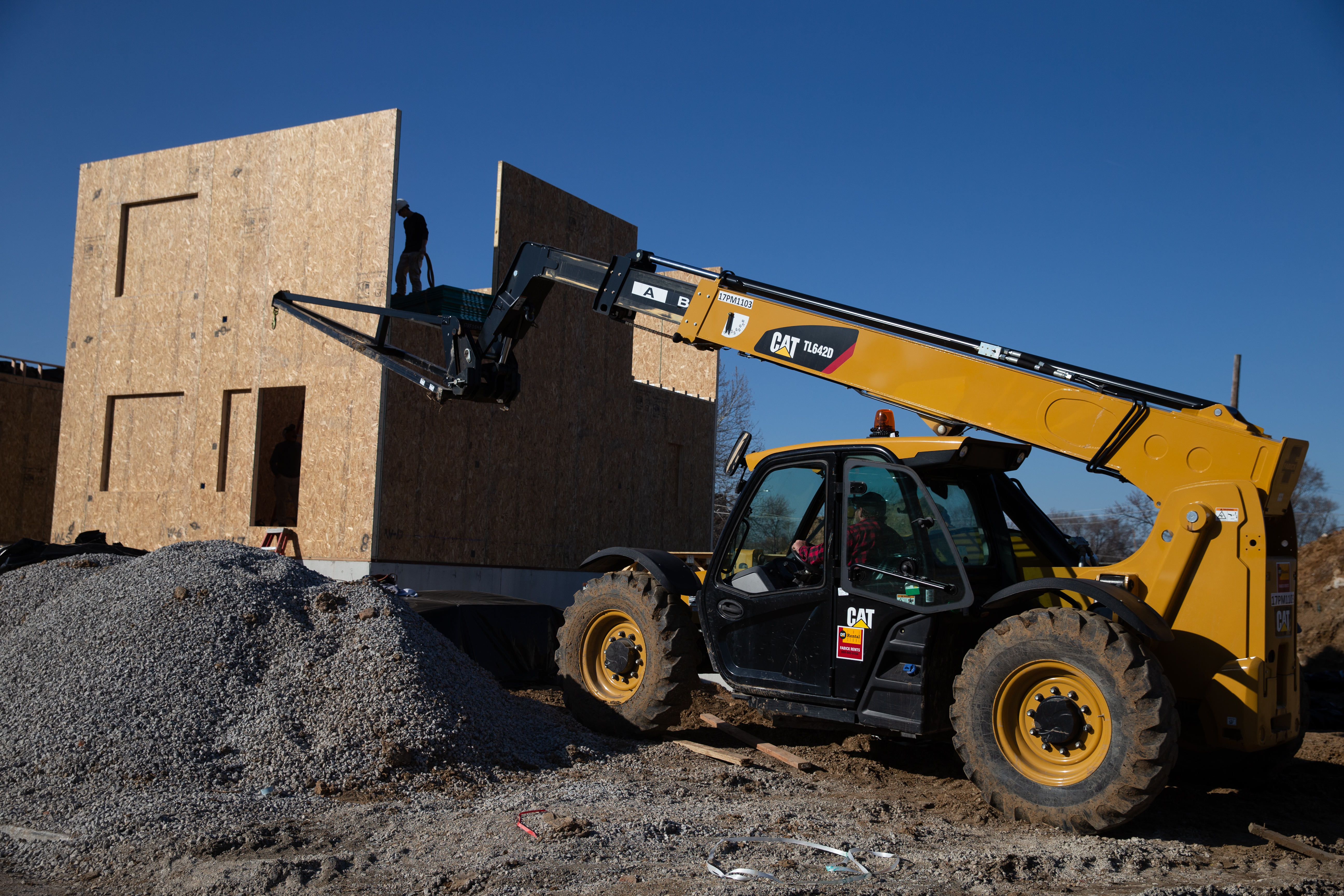 Ground broken on 'green' model homes on north side