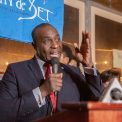 Lewis Reed prepares for fourth term