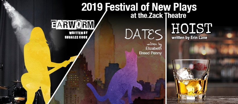 Tesseract Theatre premieres first annual Festival of New Plays