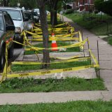 VIDEO: Spire packs up, leaving mess and angry residents