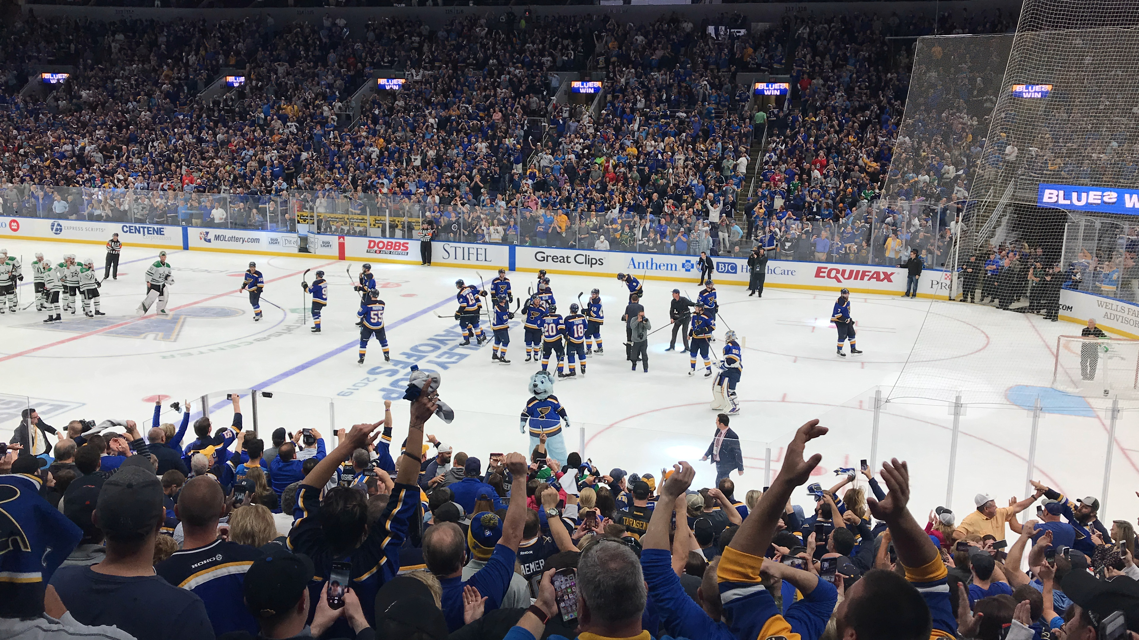 Sells:  Blues a big winner, St. Louisans win bigger