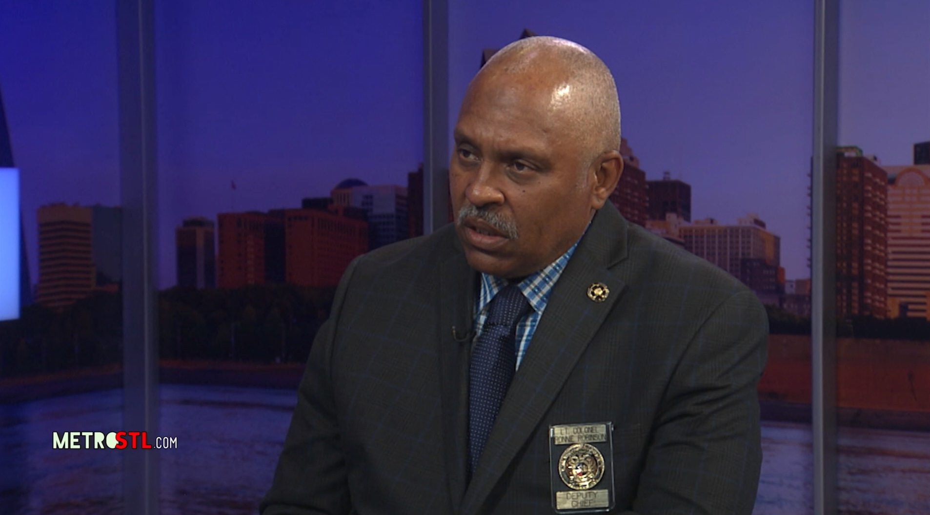 The Jaco Report, Ep. 20: St. Louis Police Lt. Col. Ronnie Robinson, the holistic cop