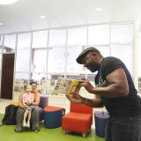 Combining hip hop and story time at the library