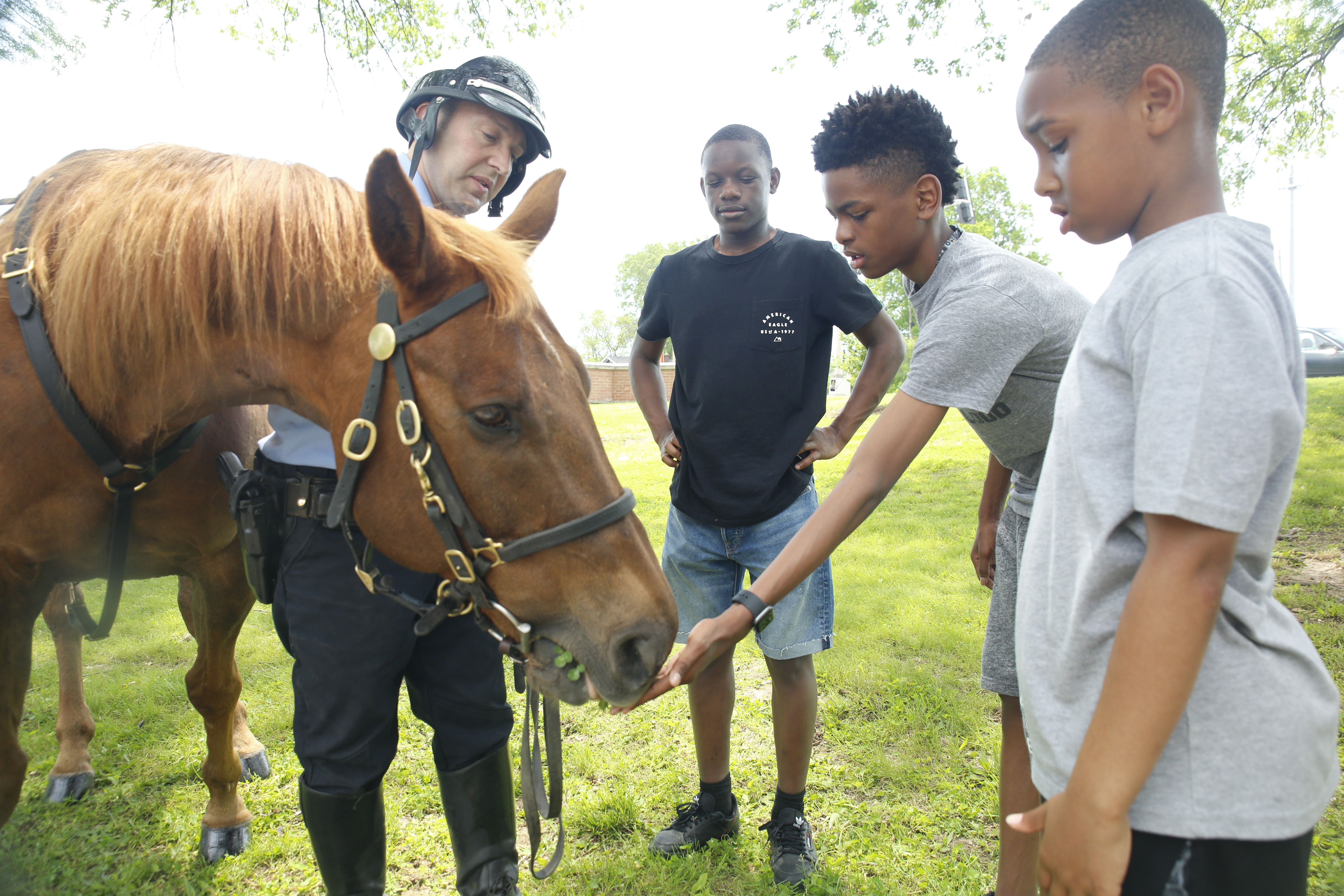 Spring Fest seeks to grow relationship between cops and the community