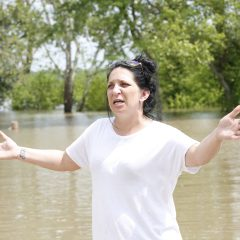 A flood of fish for North Riverfront Park fishermen