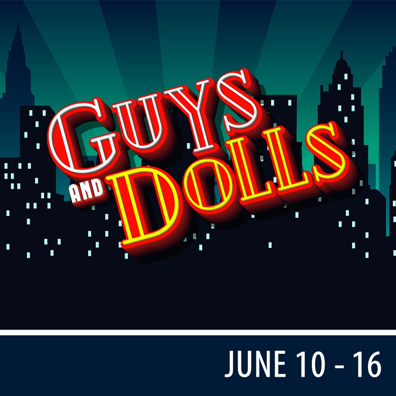 """Guys and Dolls"" opens the Muny's 101st season"