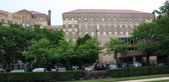 Gnats, odor at Homer G. Phillips apartments vex residents
