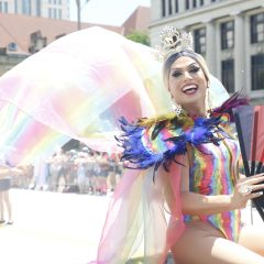 Downtown PrideFest is extra-cool despite heat wave