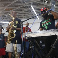 Area Juneteenth celebrations jumping despite rain
