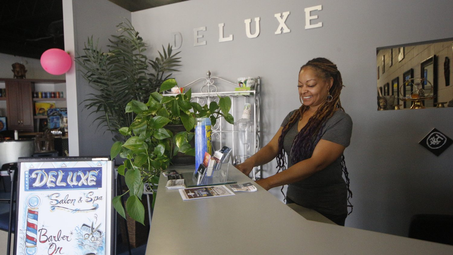 Black women have captured lion's share of businesses in the Delmar Loop East