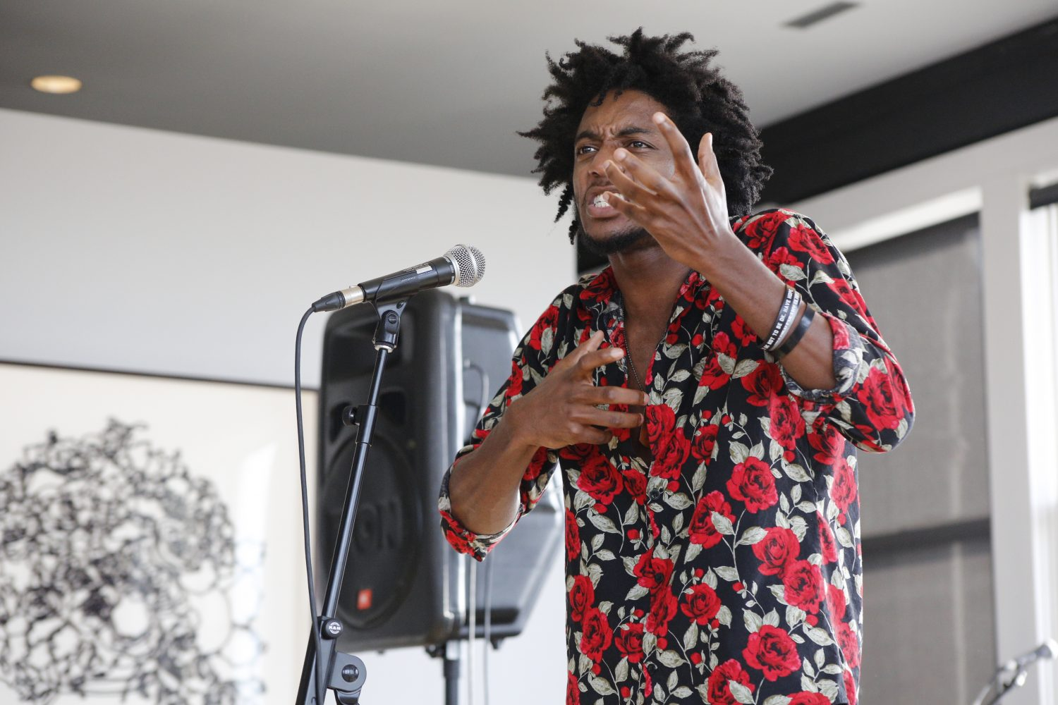 Rustbelt Poetry Slam draws hopefuls from around U.S.