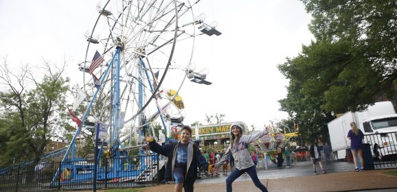 St. Stephen's picnic a blast for all ages