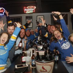 Bobby's Place fans revel in Stanley Cup win