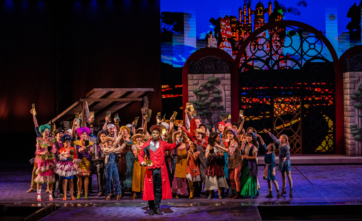 For St. Louis-raised dancer, 16th time at Muny is still the charm
