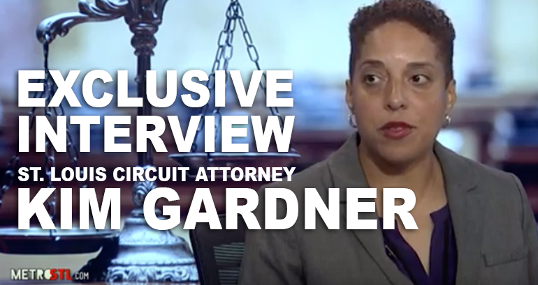 Exclusive interview with Circuit Attorney Kim Gardner