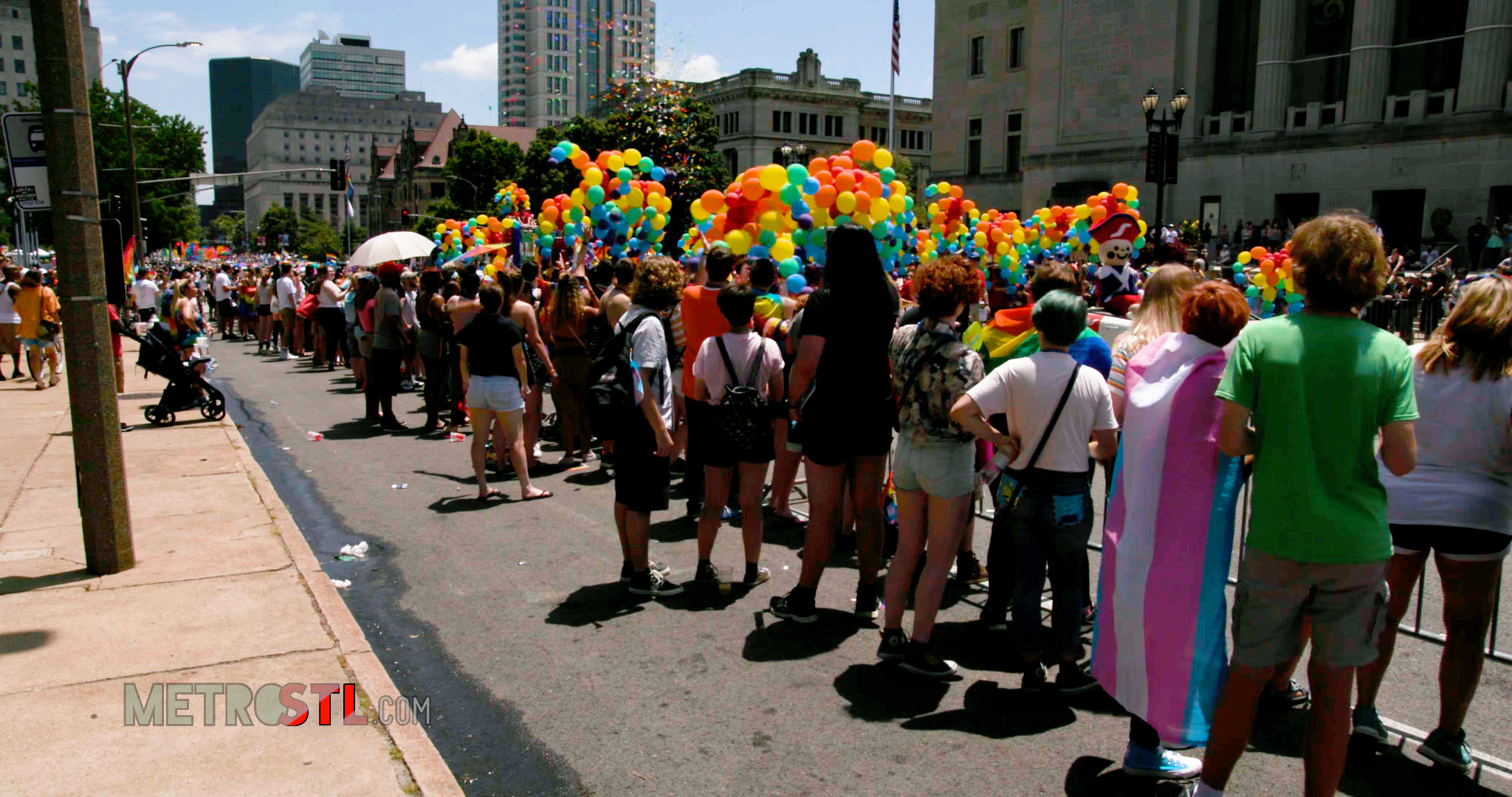 LGBT Pride takes center stage across St. Louis
