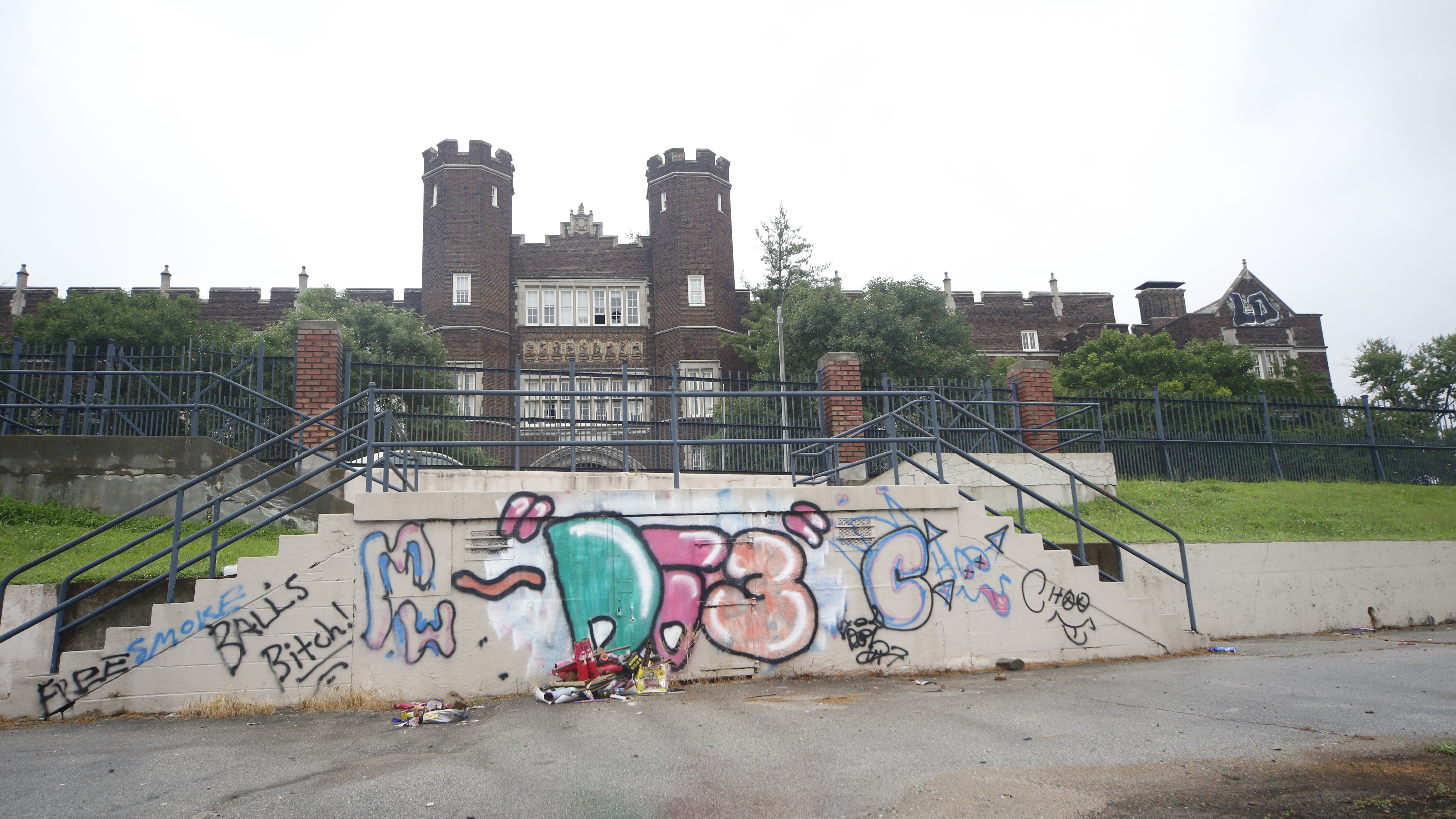 City, schools could do more to redevelop Cleveland High, Cohn says