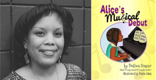 Local author's new book, 'Alice's Musical Debut,' imagines childhood of Alice Coltrane