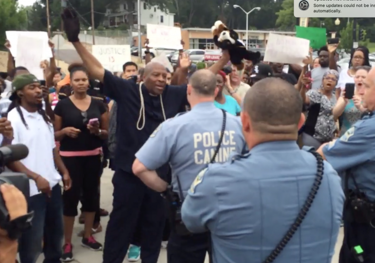 Ferguson protests changed area, professors say