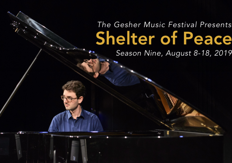 Gesher Music Festival seeks to build bridges to 'Shelter of Peace'