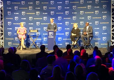 Major League Soccer makes St. Louis team official for 2022 debut