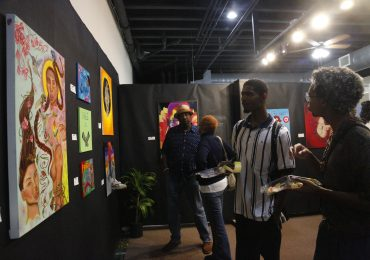 Arts center in Ferguson promotes peace with new showcase