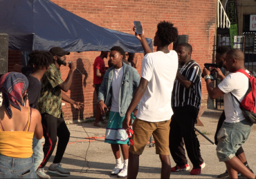 Music showcase provides bass slaps, healthy BBQ and school supplies