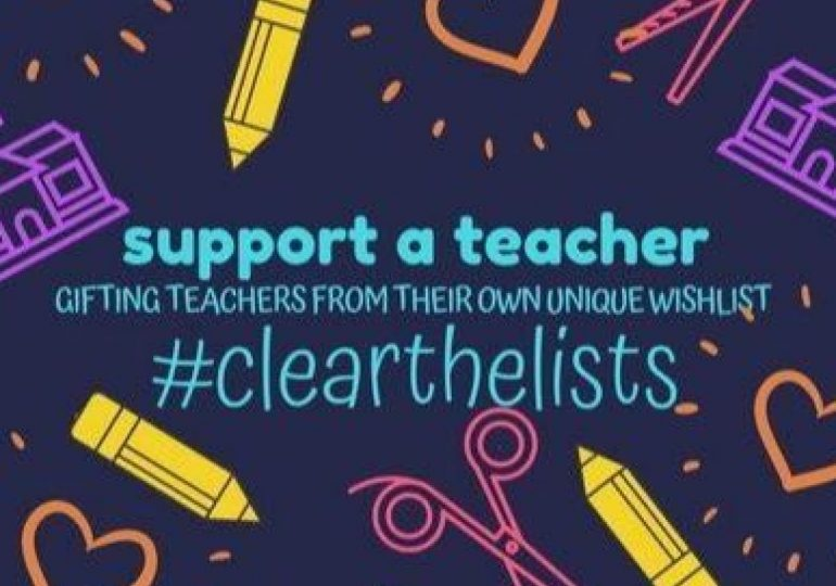 Viral Twitter hashtag helps teachers buy special supplies