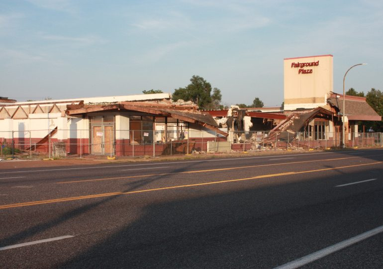 Gas station to be built at site with ghastly past