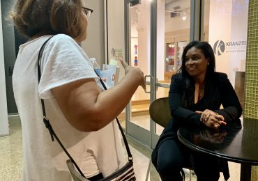 Author helps women of color get 'a seat at the table'