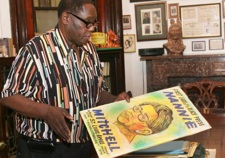 Works of noted St. Louis artist provide lessons for Washington U. educators