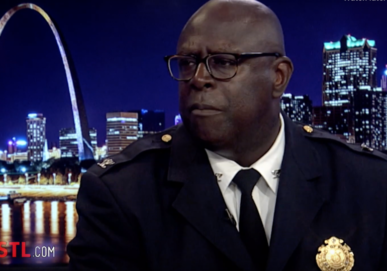Chief pushes back on police union's call for outside support