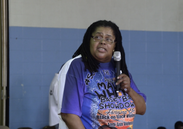 Mother of two slain children hosts 4th annual Malik White Basketball Classic Showdown