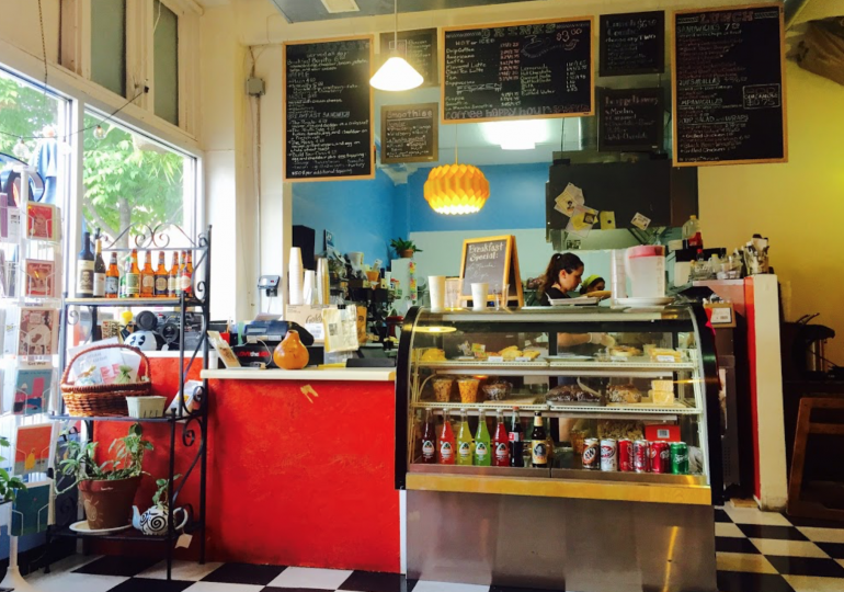 Looking for coffeehouses in north St. Louis? Tough beans