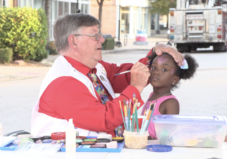 National Night Out in Old North strengthens two neighborhoods' ties