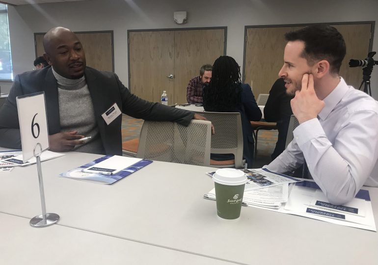 North side groups pitch their projects to banks through Fed program