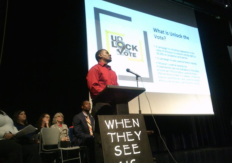 Forum addresses issues confronting black youth