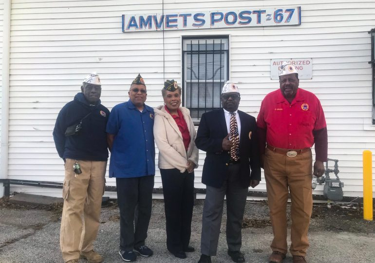 AmVets Post 67 has proud history of military, neighborly service
