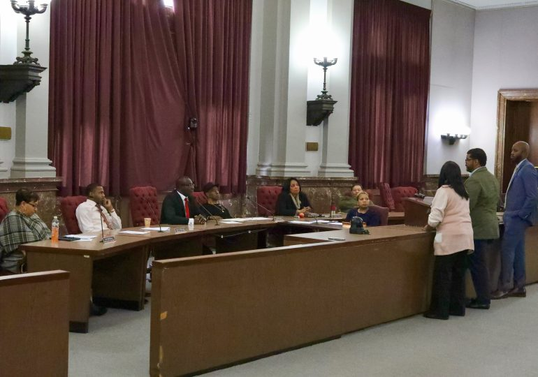 Committee wants yet more changes to freeholders slate