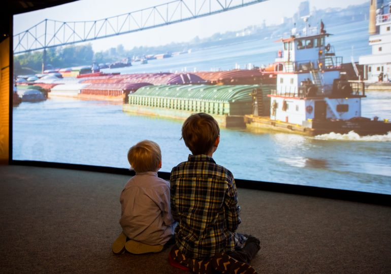'Mighty Mississippi' exhibit opens at history museum