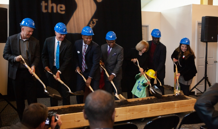 YMCA will be renovated, expanded, renamed for Bayer