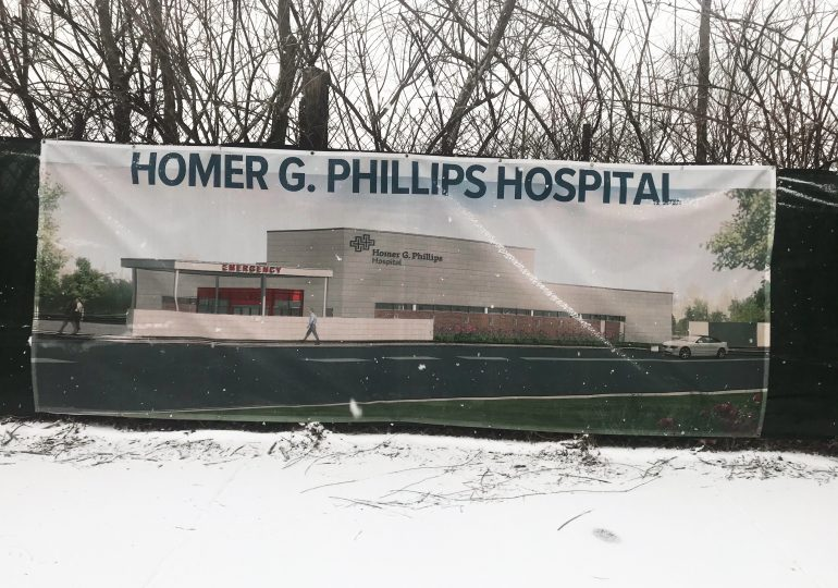 Neighbors question 'HGP' in bill for hospital to be named 'Homer G. Phillips'