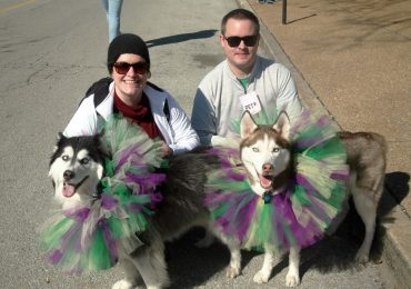 The Pet Parade and Wiener Dog Derby in Soulard