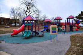 Focus on children: playgrounds, youth sports, lead abatement