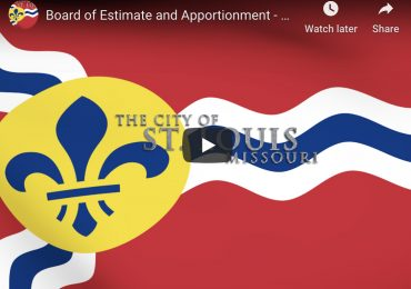 Watch live: St. Louis Board of Estimate and Apportionment meeting