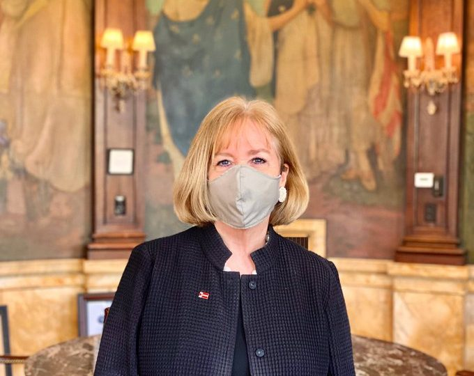 Businesses, groups fill need for face masks