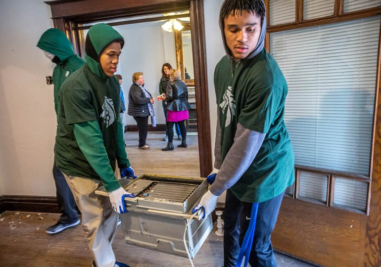 St. Mary's High hopes to match $100,000 challenge grant